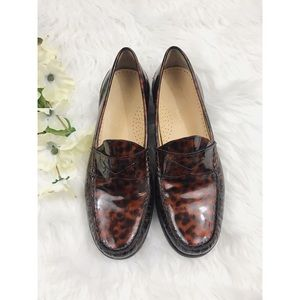 Cole Haan • Patent Leather Loafers